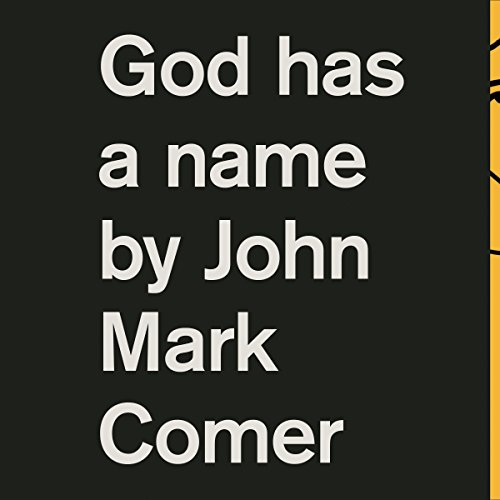 God Has a Name audiobook cover art