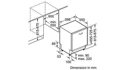 Bosch PAL - SMV68MX03E