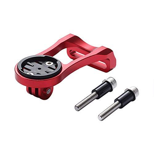 Dgaddcd Fahrrad Computer Lenker Halter für Sigma ROX 12.0 Sport/ROX GPS 7.0 und 11.0,mit Taschenlampen Halterung (Rot)
