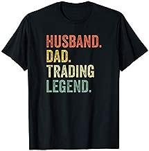 Funny Stock Trader Shirt Gifts Day Trading Crypto Bitcoin T-Shirt
