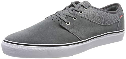 Globe Herren Mahalo Skateboardschuhe, Grau (Grey/Chambray 14297), 46 EU