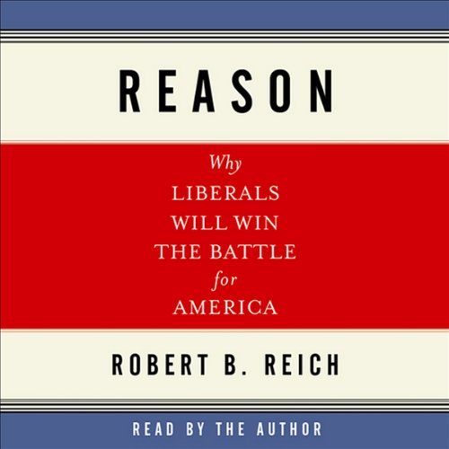 Reason audiobook cover art