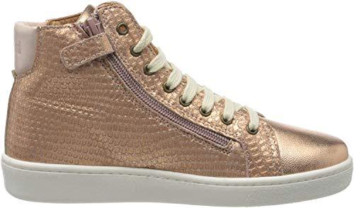 Bisgaard Damen Gaia Hohe Sneaker, Pink (Grapefruit 1612), 38 EU