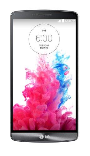 LG Electronics G3 4G Smartphone 16 GB (UK SIM-Free, Android, 5.5 inch) - Black