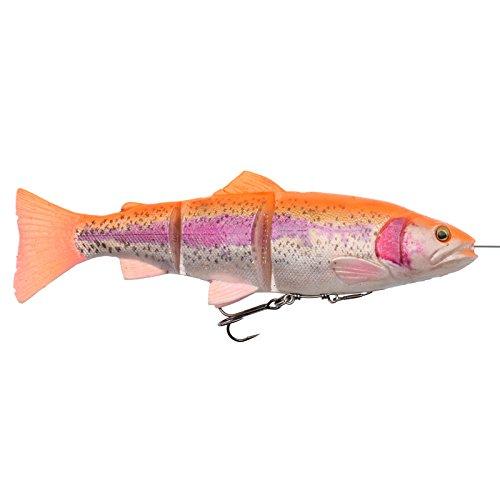 4D Line Thru Perch 17cm SS 63g Perch Savage Gear Kunstköder angeln Gummifisch