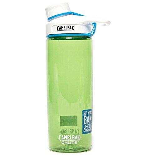 Camelbak Trinksystem Chute 0.6 Liter Wasserflaschen, Groovy Green