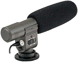 Externes Stereo-Mikrofon für Canon EOS 5D Mark II III 7D 100D 50D 550D 60D 600D