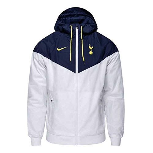 Nike 2020–2021 Tottenham Authentic Windrunner Jacke (weiß)