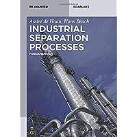 Industrial Separation Processes (De Gruyter Graduate)【洋書】 [並行輸入品]