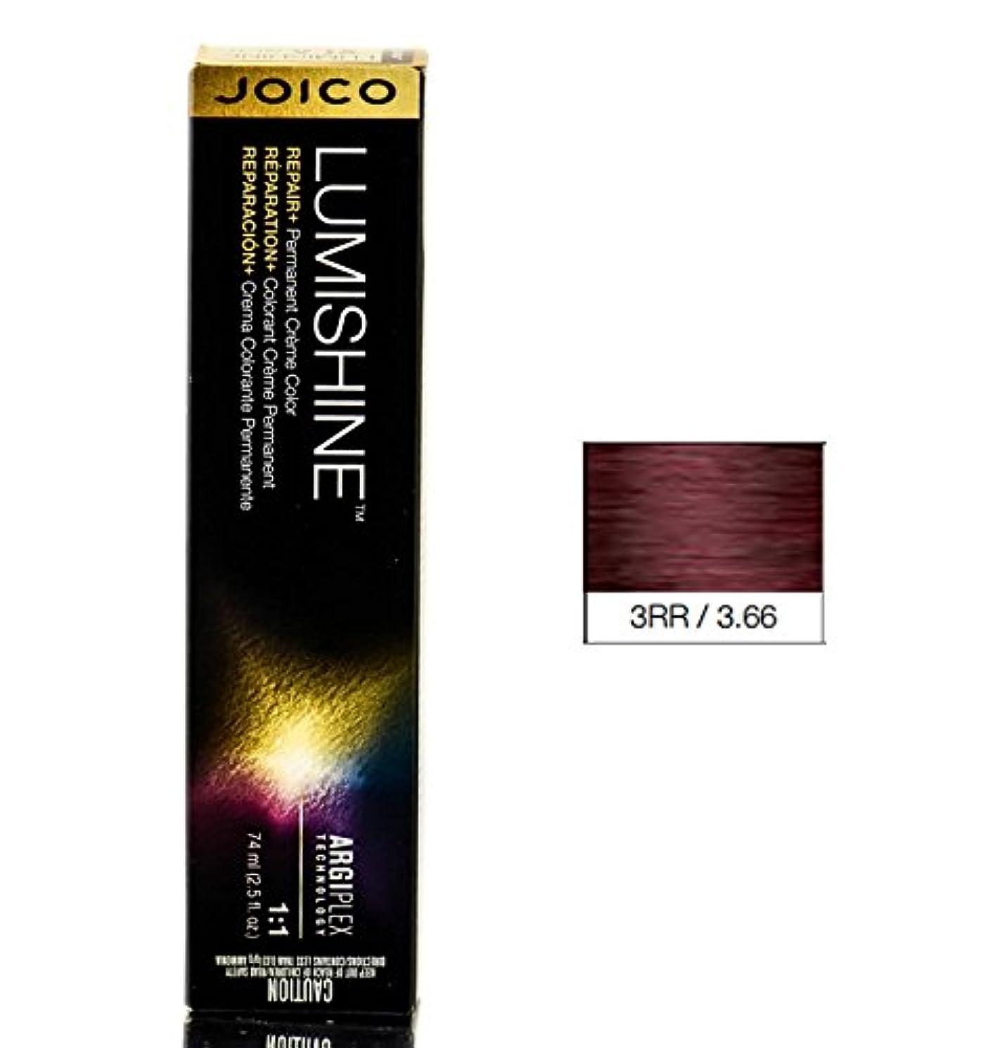 作詞家ウガンダ電圧Joico Lumishine永久クリーム色、3RR / 3.66、 2.5オンス