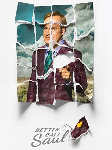 LONGLONG Better Call Saul Season 5 60cm x 80cm 24inch x 32inch Silk Print Poster 002- Fabric Cloth Wall Decor Home Decor