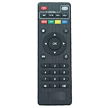 AEISVIK Original Replacement Remote Control Controller for Android TV Box MXQ MXQ Pro MXQ-4K X96 X96W X96 Mini X96 Q T95 Mini T95H T95M T95N V88 R69 Q+ HK1 X10 MX10