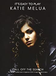 It\'S Easy To Play Katie Melua Call Off The Search