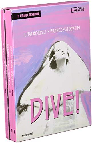 Dive! Lyda Borelli, Francesca Bertini. Ediz. italiana e inglese. Con 4 DVD video
