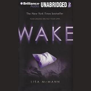 Wake audiobook cover art