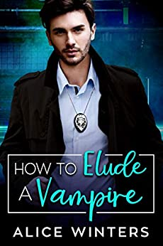 """alt=""""Finn When the vampire stalking me sent me a letter, I was prepared for my new life with the man I love to get thrown into chaos. But as the days stretch on and nothing happens, I become determined not to allow that monster to rule my life, and decide that Marcus and I will move on. We can't always allow the past to haunt us. If that includes pestering Marcus and harassing my fellow detectives, they'd better learn to love it, because I'm not going anywhere even if they like to remind me I'm the only human working in a department filled with vampires. But Marcus loves me for who I am, even if he's not crazy about the cute pet names I call him like McBitey. Being with him is more than I could have dreamed, and even with the trials thrown in our way, he never fails to make me smile.  Marcus When Finn joined the VRC, I never expected how everything would change. Now that he's the brightest part of my days, I'm unsure of how I existed without him. Before Finn and I can settle into our new life together, we're called in as lead detectives when a body is found in the river, and the case soon hits closer to home than we anticipated. I want to be by Finn's side to keep him safe, but at the same time, Finn's fighting for the freedom he's always wanted after being forced to live a life of fear. What I do know is that my future is with Finn, no matter what happens.  How to Elude a Vampire is the second in the VRC series and contains a display of manly prowess that doesn't go as desired, reluctant bonding with a new pet, interfering with a snarky Russian's love life, misuse of office supplies, a vampire with a killer fashion sense but very little game, a total lack of ancient kung fu powers, a feisty human who almost always gets his way and the possessive vampire who adores him."""""""