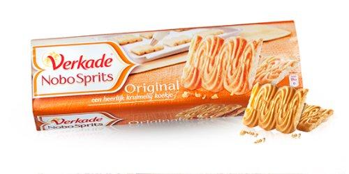 Verkade Nobo Sprits 200g Original Holländische Kekse Mürbegebäck