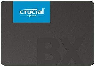 Crucial クルーシャル SSD BX500 SATA3 内蔵2.5インチ 7mm CT120BX500SSD1 (120GB) [並行輸入品]