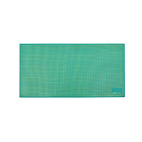カッターマット カッティングマット 特大 大判 2000×1000×3mm 両面タイプ メモリ付き 業務用 事務作業 工作 造形 手芸 KT-2000C