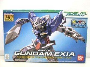 HG 機動戦士ガンダムOO ガンダムEXPO限定 1/144 ガンダムエクシア クリアカラーバージョン GN-001