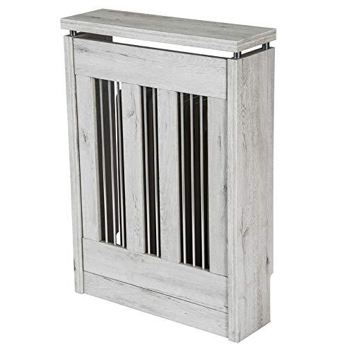 TOP KIT | Cubre radiador Cristian 3061 Medidas exterior 60 x 83,5 x 18,5 | Medidas Interior 54,5 x...