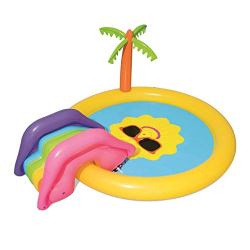 LDIUY Swimming Inflatable Pool Paddling Pools