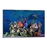 DRAGON VINES Findet Nemo Dorie Poster und Drucke, für