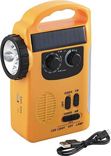 エレット 3WAY 充電ラジオライト ET-13