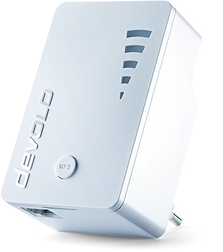 Devolo WiFi Repeater AC - Repetidor (2.4/5, DSSS, OFDM, 300m,...