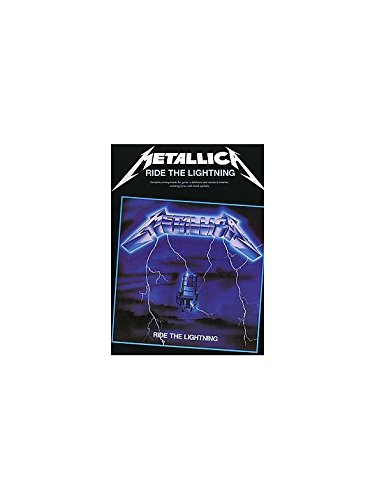 Metallica: Ride The Lightning Guitar (Tab Edition). Für Gitarrentabulatur(mit Griffbildern)