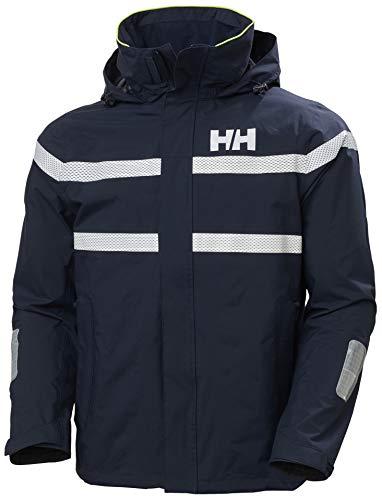 Helly Hansen Men s Saltro Waterproof Windproof Breathable Sailing Marine Jacket, 597 Navy, Large