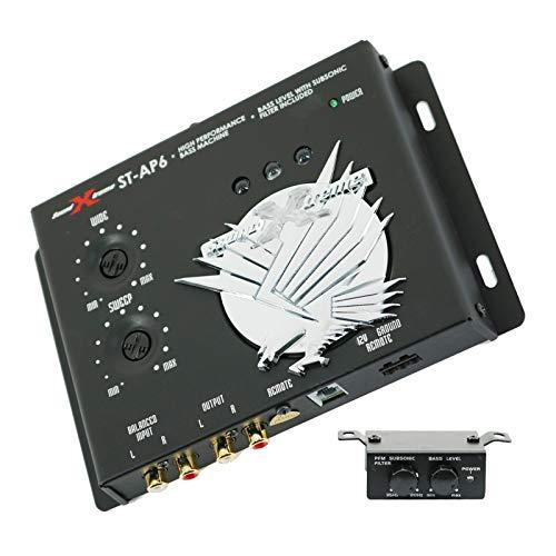 SoundXtreme ST-AP6 1/2 Din Car Audio Digital...