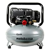 Metabo HPT 'THE TANK' Pancake Air Compressor, 200 PSI, 6 Gallon (EC914S)
