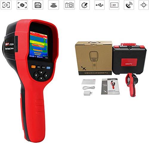 JSX High-Definition HD Infrarot-Wärmebildkamera, Fußbodenheizung Detector Temperatur Imaging Imager 300000 Pixel