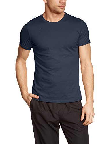 erima Herren Teamsport T-Shirt, blau (New Navy), L