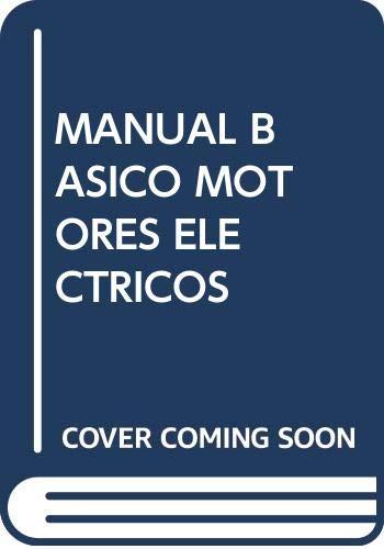 Manual basico de motores electricos