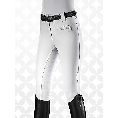 Equiline Damen Reithose Cecile Farbe Reitbekleidung White, Hosengrößen 36