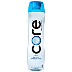 NUTRIENT ENHANCED WATER: Comes with 12 refreshing, nutrient-enhanced 30.4 Fl Oz waters. CORE is designed to work with you, promoting hydration and balance. All bottles are 100% recyclable and BPA-free. PERFECT pH LEVEL: It is ultra-purified with just...