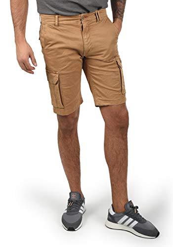 Blend Herren Cargo Shorts, Braun (Tiger Brown 71530), W(Herstellergröße: L)