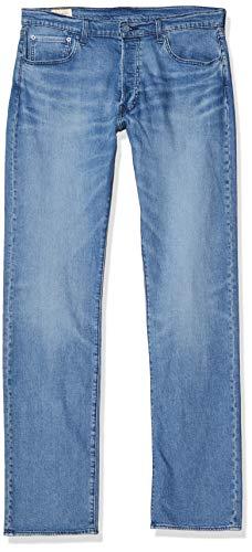 Levi's Herren 501 Original Jeans, Blau (Treasure Island Lot Ltwt Tnl 3002), W33/L32