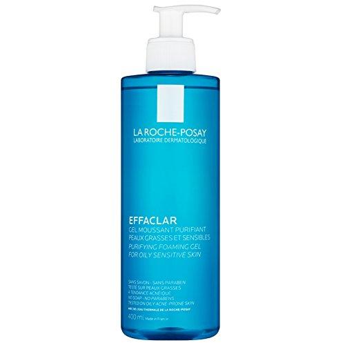 La Roche-Posay Effaclar - Gel limpiador purificante, 400 ml