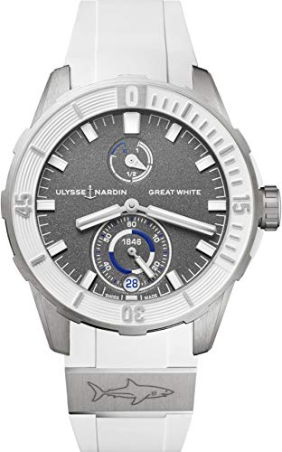 Ulysse Nardin Diver Great White Limited Edition 44mm 1183-170LE-3/90GW Great White