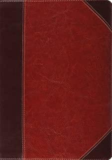 Best esv study bible trutone brown cordovan portfolio design Reviews