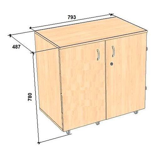 COMFORT | Mueble para máquina de coser | Armario de costura ...