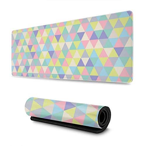 Gaming Moursepad Color Splash Wallpapers Alfombrilla de ratón Grande Alfombrilla de Teclado Alfombrilla de ratón de Juego para Oficina en casa, 30 X 80 cm