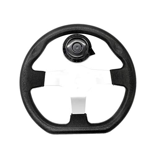 Monland 270Mm Gelaendegaengiges Kart Lenkrad Fuer Elektrisches Go Kart Gelaendereiter Roller Karting Waage Auto