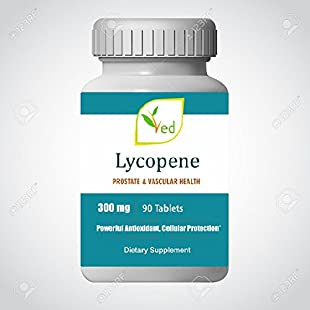 Lycopene 300mg x 90 tablets (3 months supply). Highest Strength