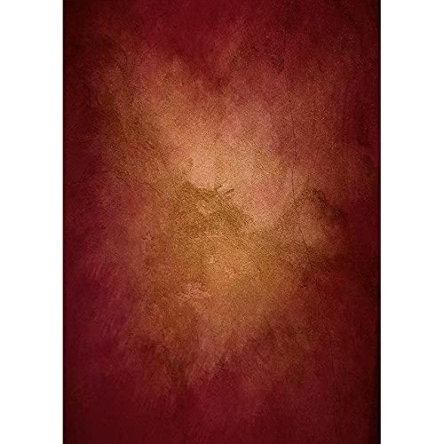 Fondo de fotografía de Vinilo Vintage Grunge Degradado Abstracto Fondo de fotografía de Retrato de Baby Shower Estudio A1 5x3ft / 1,5x1m