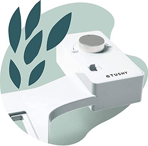 TUSHY Classic Bidet Toilet Seat Attachment – Modern Sleek Design – Fresh Clean Water Sprayer –...
