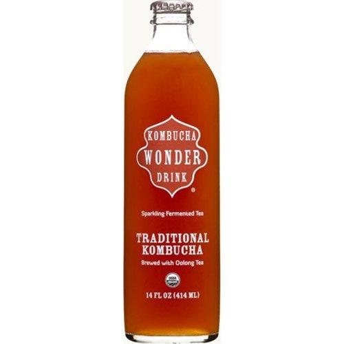Kombucha Wonder Drink Organic Beverage